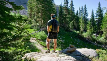 How to deal with knee pain while hiking GearWeAre