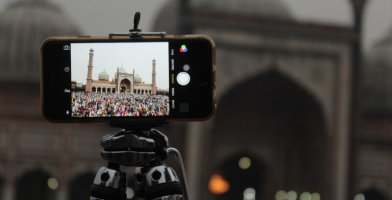 Our review of the best tripods for smartphones