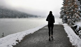 Warming Up for Winter Running