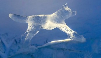 Amazing Snow and Ice Sculpture Festivals | GearWeAre