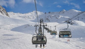 Places to Ski in the Summer