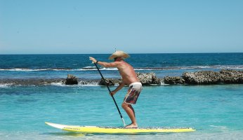 Stand-up paddle board Review GearWeAre