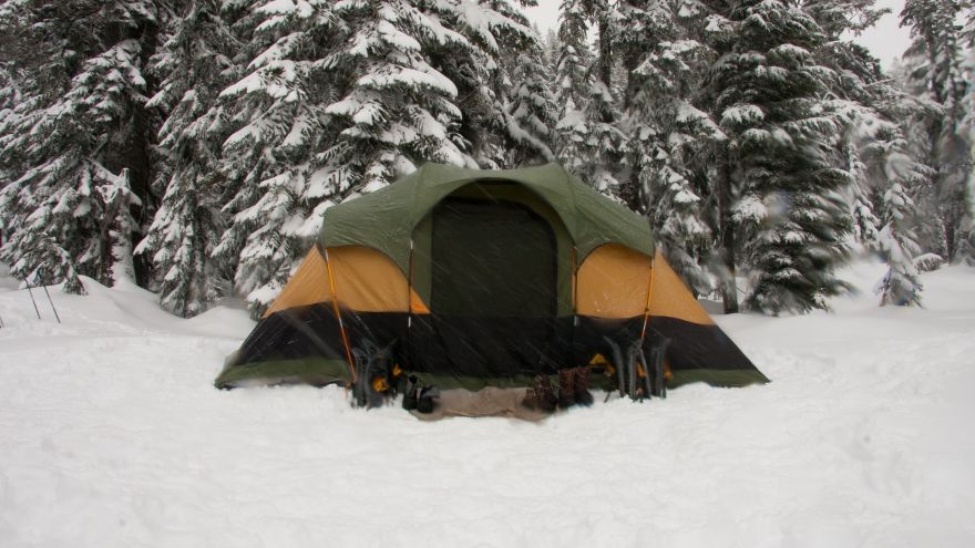 How to Heat a Tent?