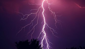 What to Do if You Get Caught in a Lightning Storm in the Backcountry